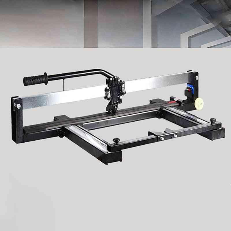 Infrared Push Knife High Precision Manual Floor Wall  Tile Cutting Machine