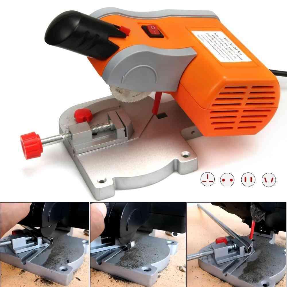 Mini-table Type Dc High Torque Slicing Machine Cutter