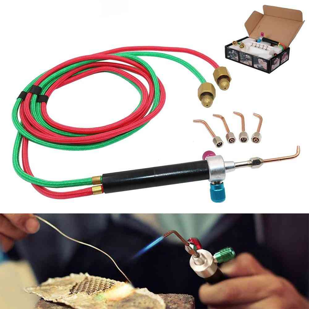 Mini Gas Welding Torch Equipment Jewelry Making Tools