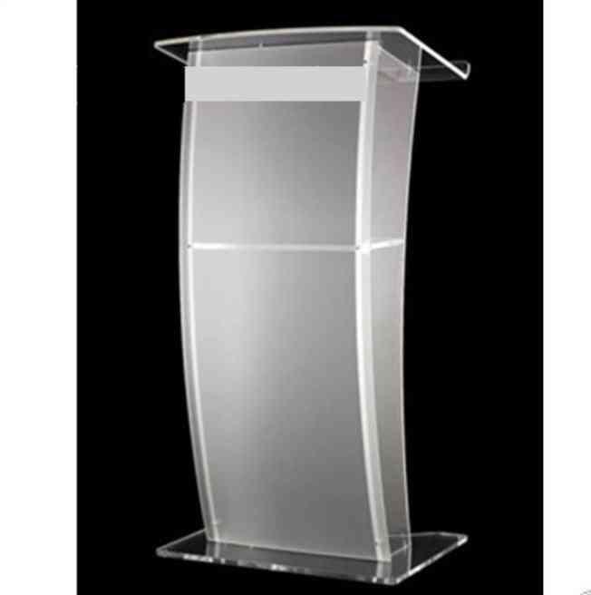 Luxury Acrylic, Perspex Podium, Plexiglass Lectern