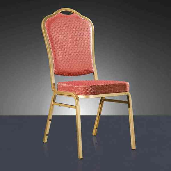Quality Strong Metal Padded Stacking Event Chair