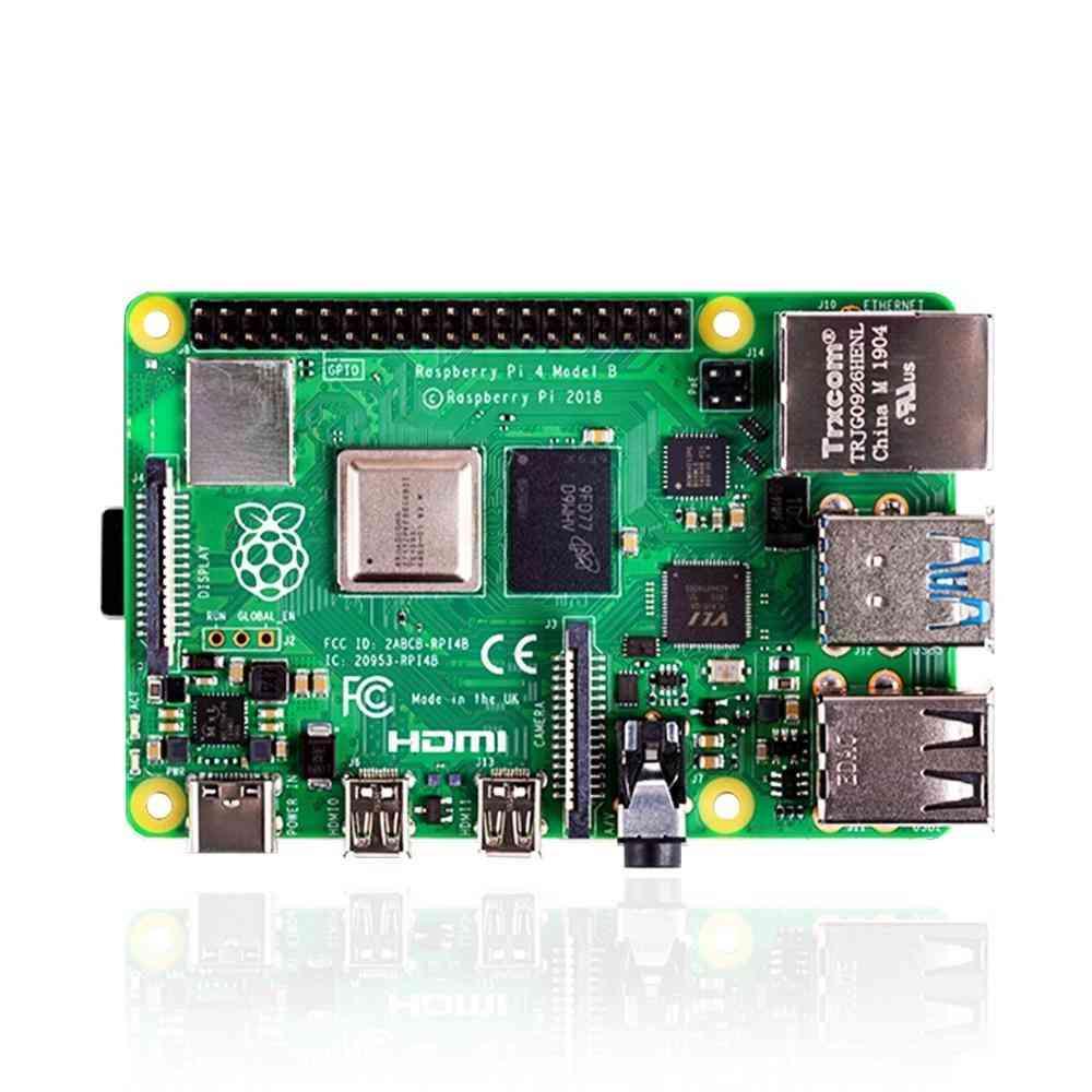Latest Raspberry Pi 4 Model B With Ram