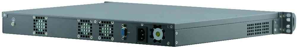 8 Lan Firewall Intel Core I5 6500 For Pfsense With 1u Rackmount Case 4 Sfp Ports