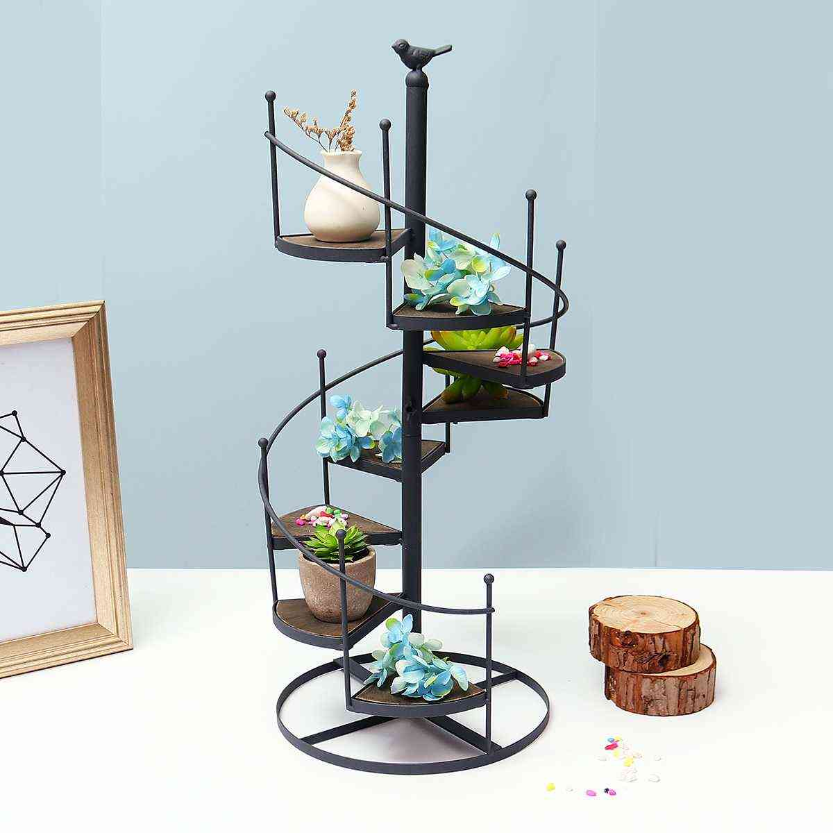 Stair Flower Stand Plant Rack