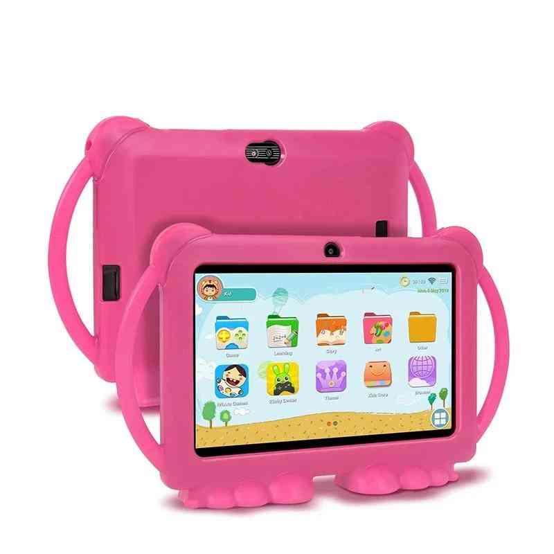 Children Learning Education Tablet