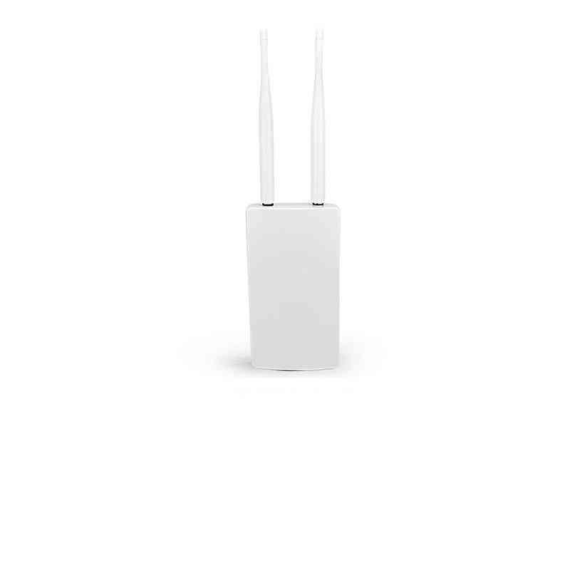 High Speed- Wifi External, Dual Antenna, Wireless Cpe Router With Sim