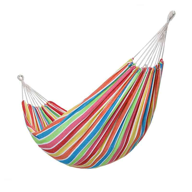 Portable Outdoor Camping Hammock Hanging Chair Bed