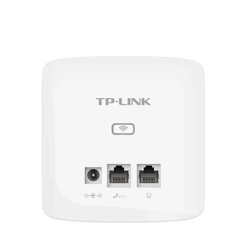 300mbbps Indoor Wall Embedded Wireless Wifi Router Repeater