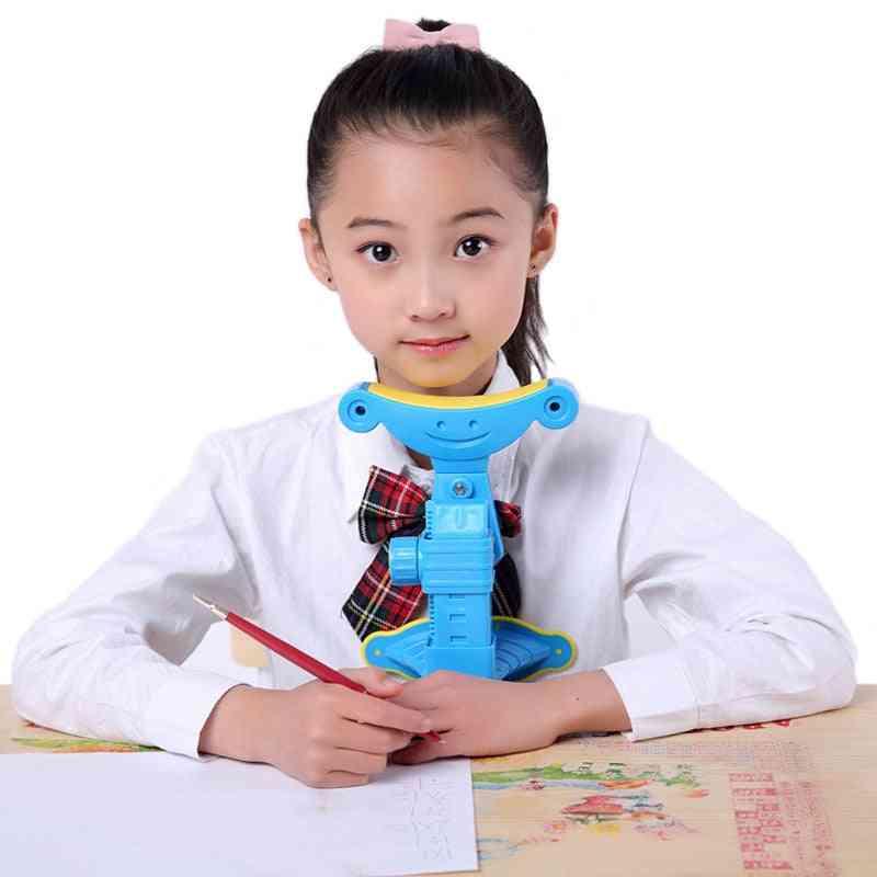 Writing Sitting Posture Corrector Adjustable Eyesight Protector Correction