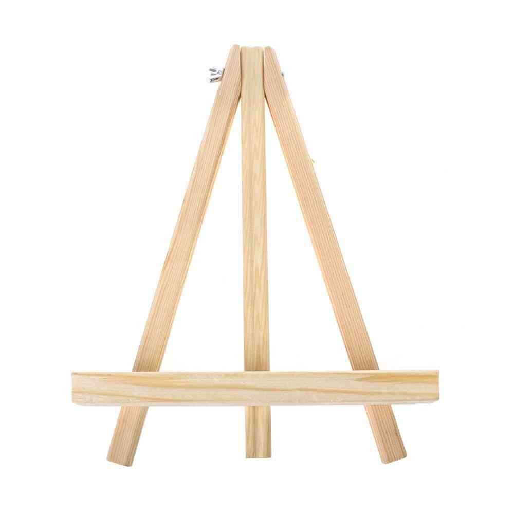 Wooden Artist Easel Painting Drawing Stand Easel Frame