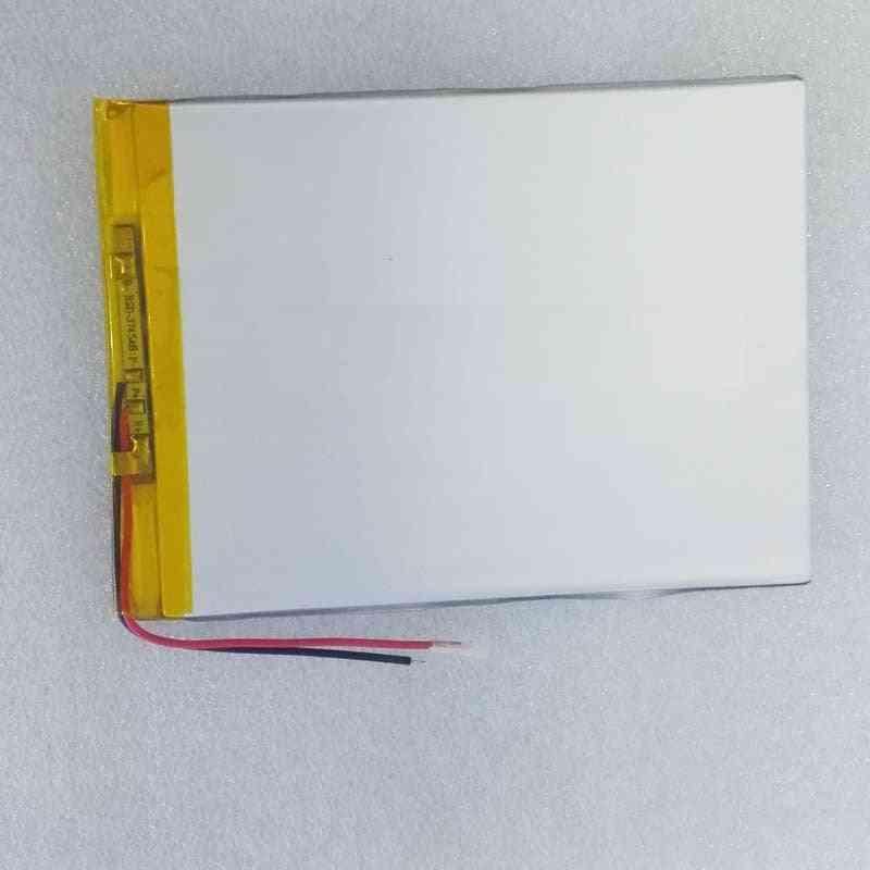 Universal Battery 10.6 3g Tt1006mg For Digma Optima Tablet