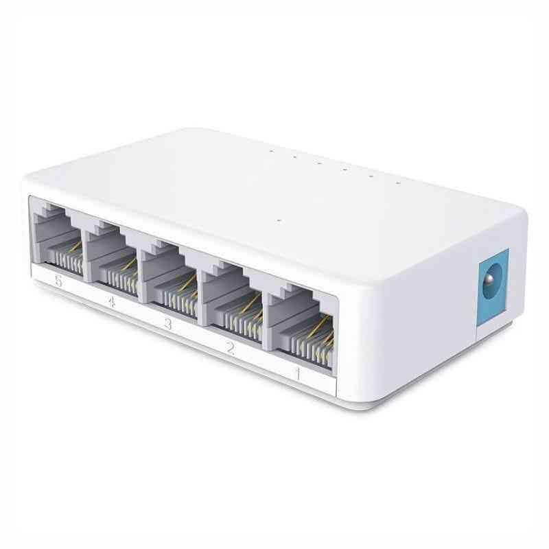5 Port 10/100mbps Lan Hub Desktop