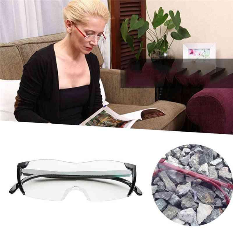 250-degree Eyewear Presbyopic Lupa Spectacles Magnifying Glasses