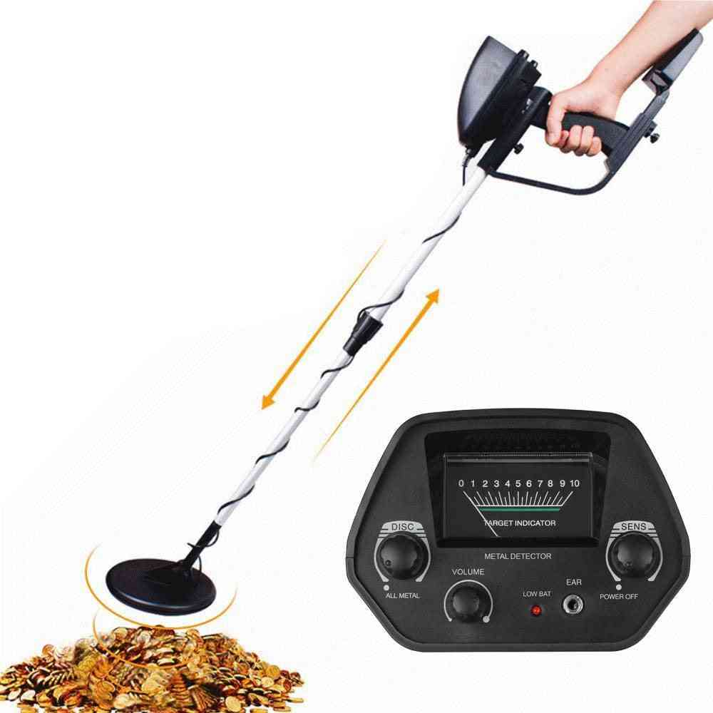 Professional Underground  Adjustable Gold Metal Detector
