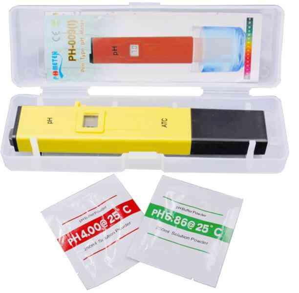 Pocket Pen Water Test Digital Ph Meter Tester