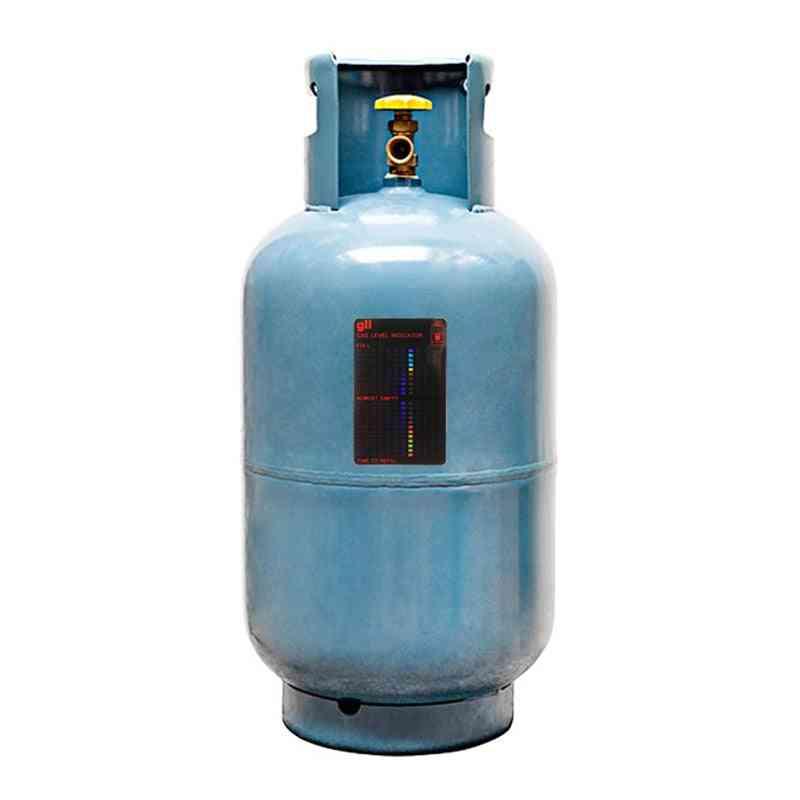 Magnetic Gas Cylinder Tool Tank Level Indicator, Lpg Fuel Gauge