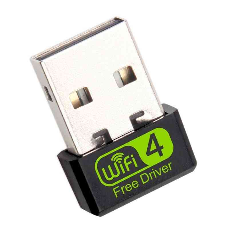Mini Usb Wifi Receiver Adapter 150mbps
