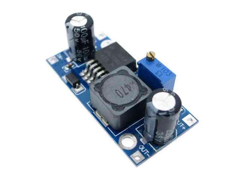 Lm2596- Buck Converter, Step Down, Power Supply, Output Module