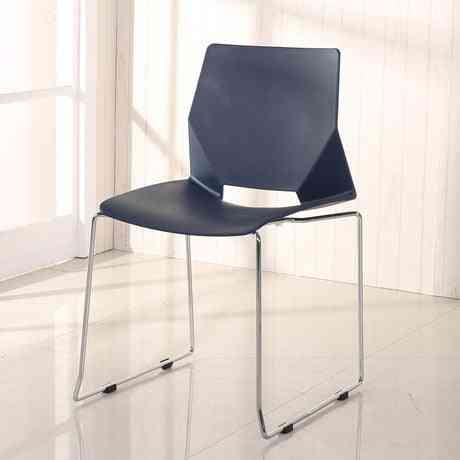Stainless Steel- Plastic Minimalist Modern, Office Computer Chair