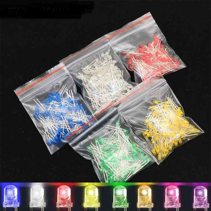 Led Diode Assorted Kit, Warm White