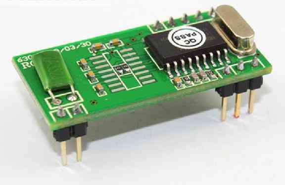 125khz Rfid Reader Module Rdm630 Uart Output Access Control System