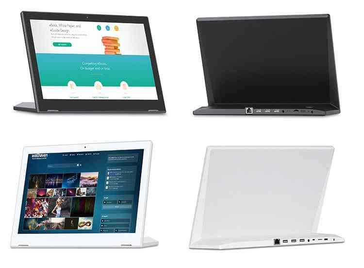 Android Touch Screen All In One Desktop Pc