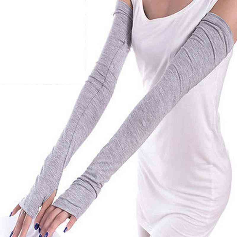 Arm Sleeves For Running Cycling & Sun Protection