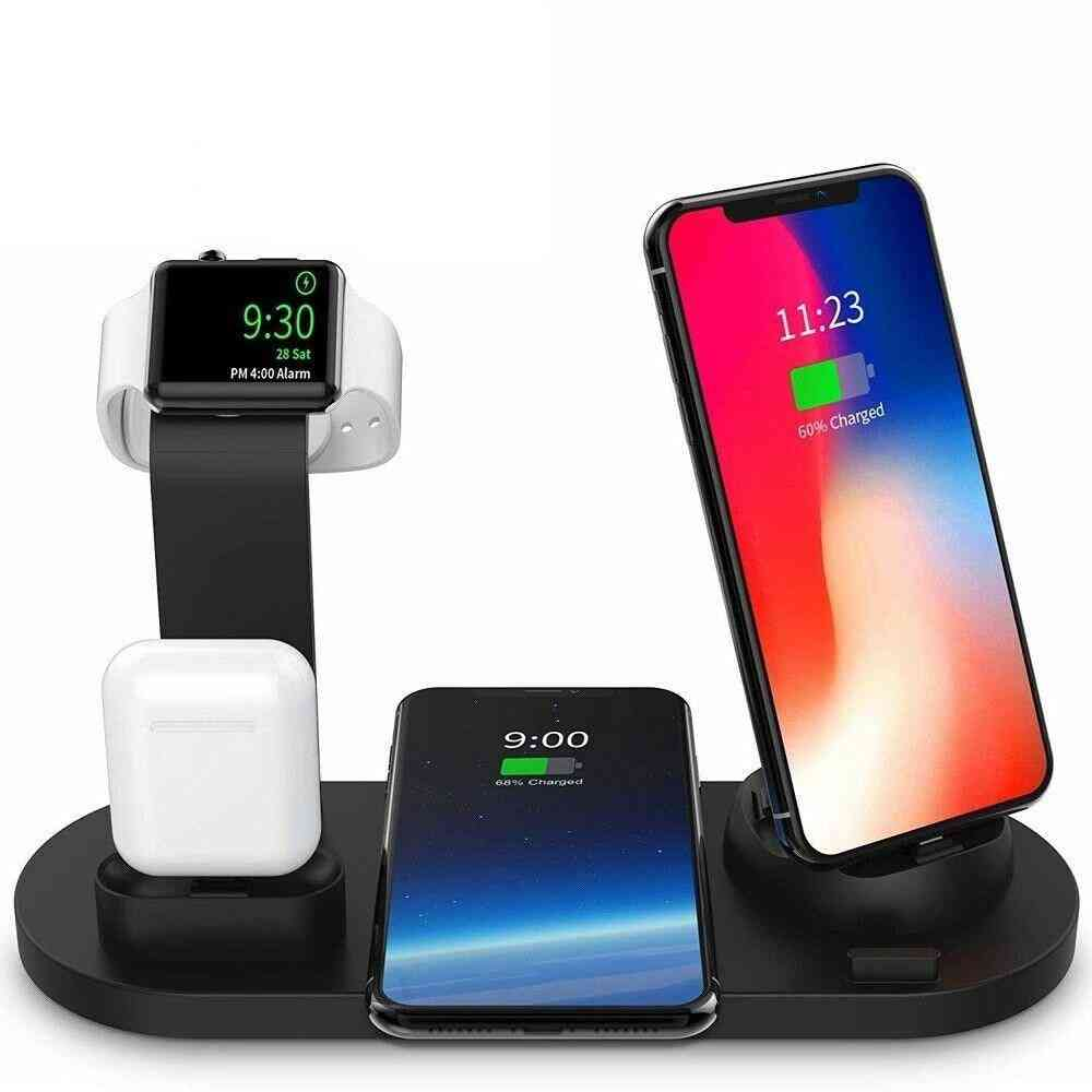 Wireless Charger & Charging Station Micro Usb Type C Stand Fast For All Phone