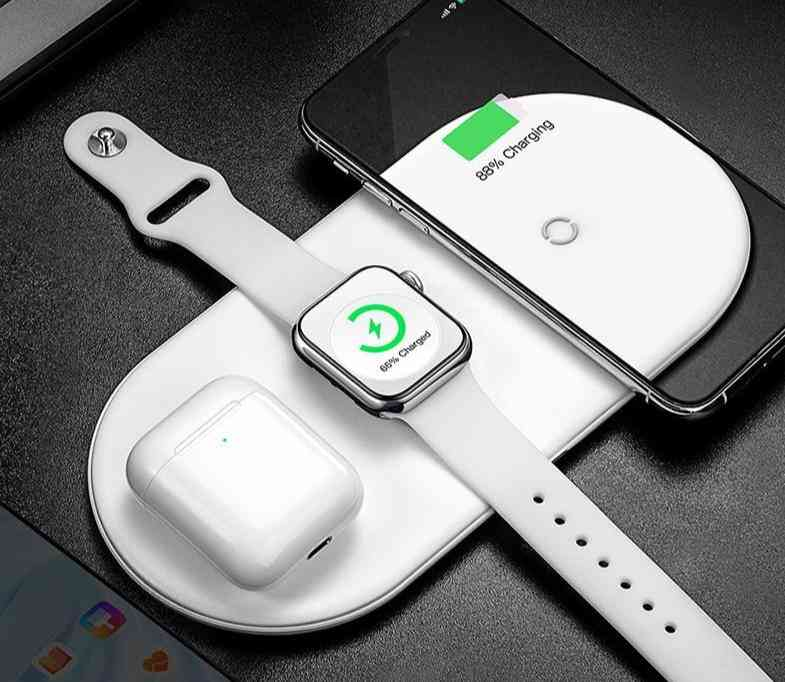 Wireless Charger, Fast Charging Pad