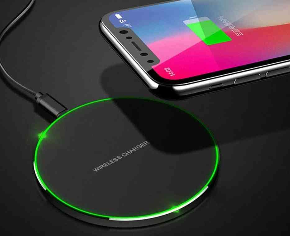 Fast Wireless Charger For Mobile, Charging Pad