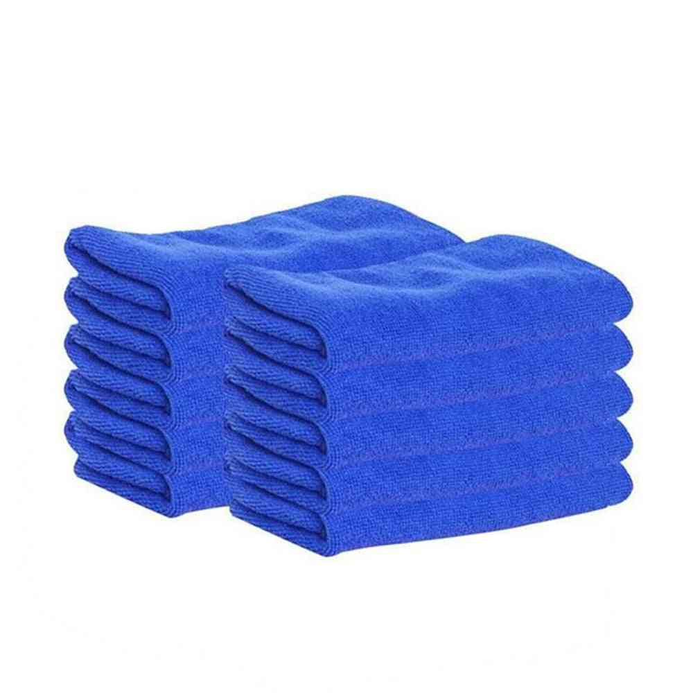 Car Detailing Soft Cloths Wash Towel Duster