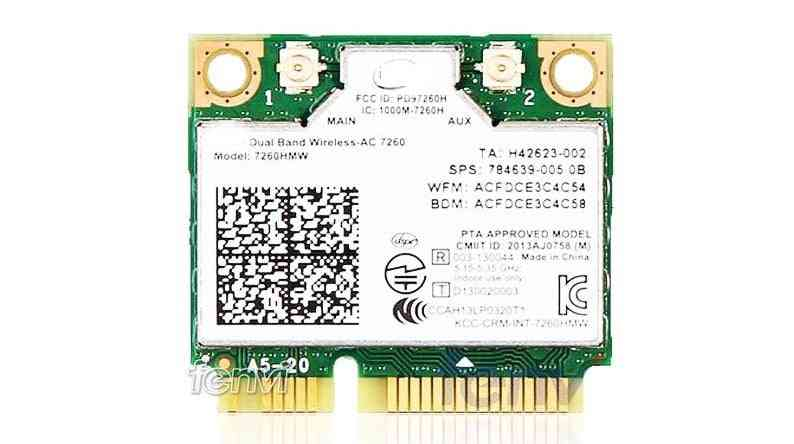 Dual Band Wireless Wifi Card
