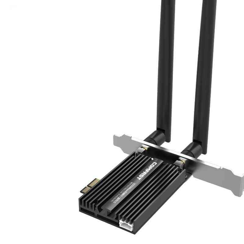 Dual Band Wireless Desktop Pcie For Intel