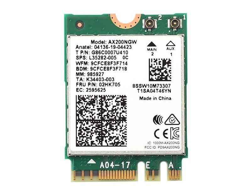 5.1 Network Card Intel 9260 Ax210 Adapter For Laptop