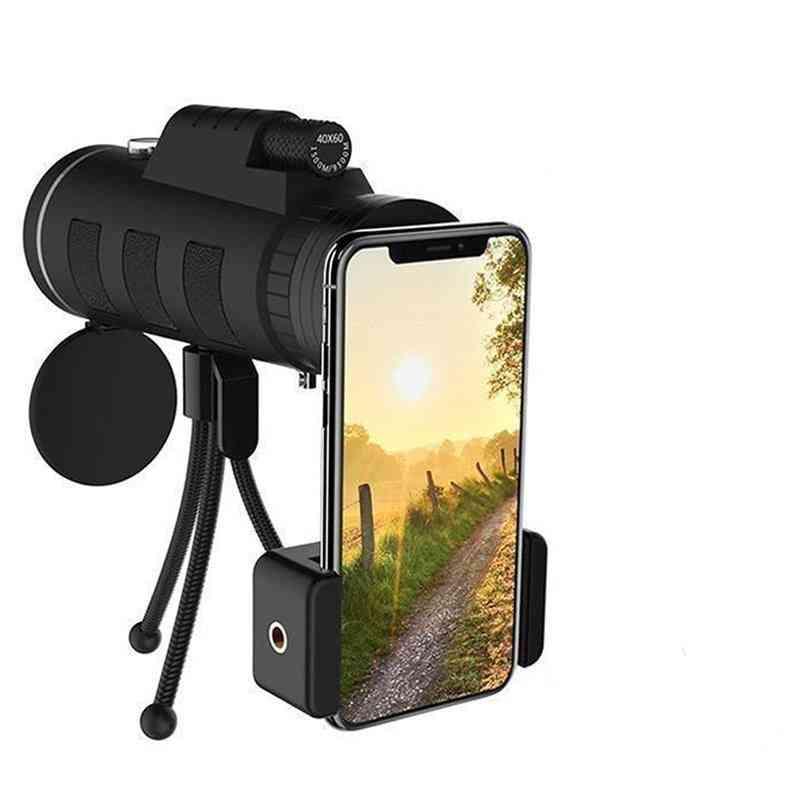 Monocular Telescope Scope Camera, Phone Lens