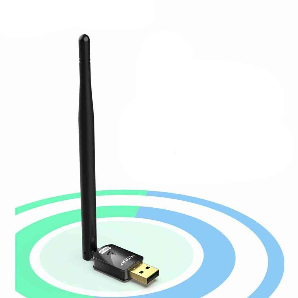 Long Distance Wireless Network Receiver Card For Pc