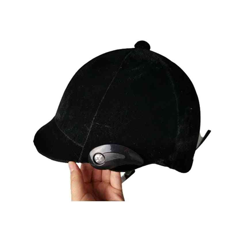 Adjustable Free Size, Equestrian Horse Riding Helmets