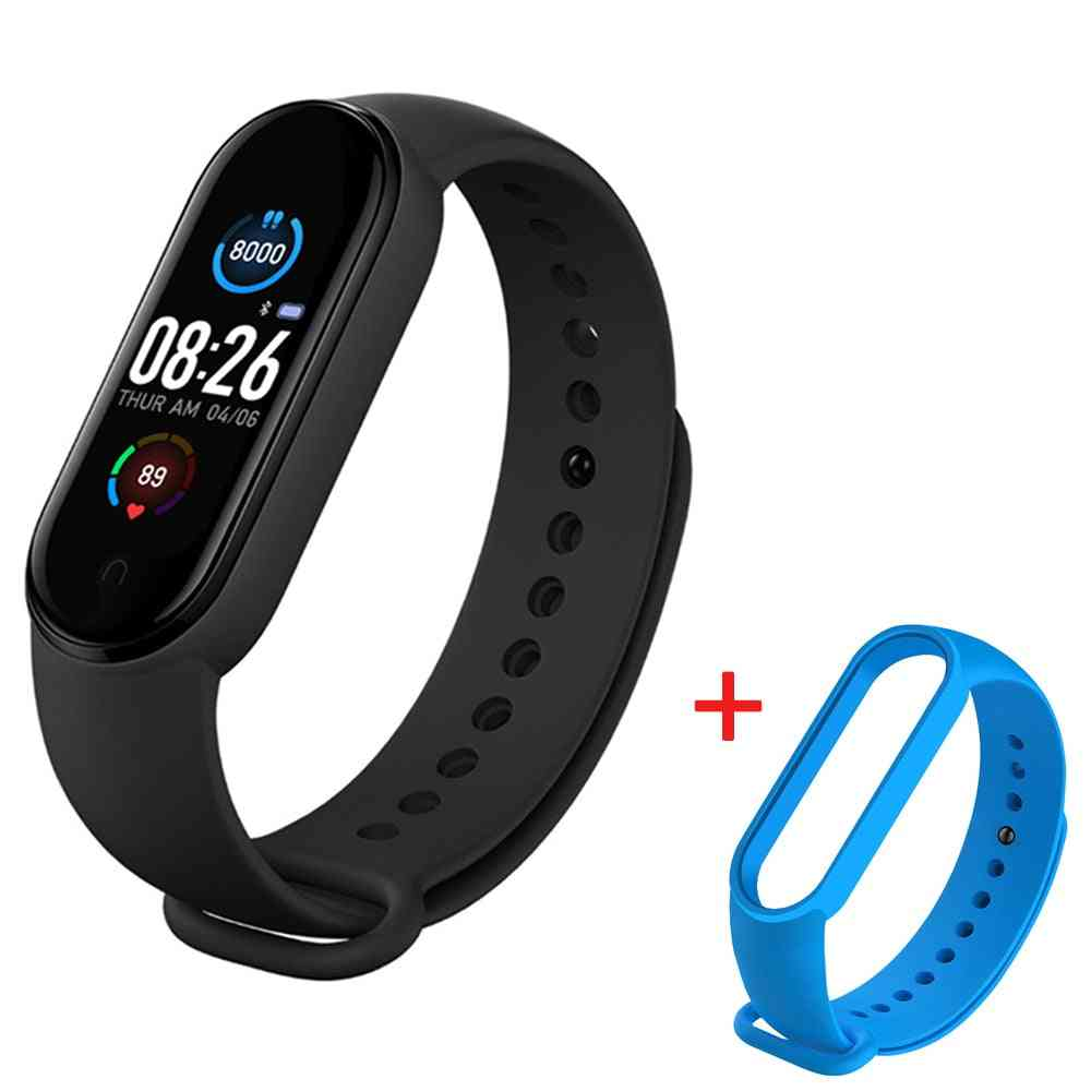 M5 Smart Watches Band, Sport Fitness, Tracker Pedometer, Blood Pressure Monitor