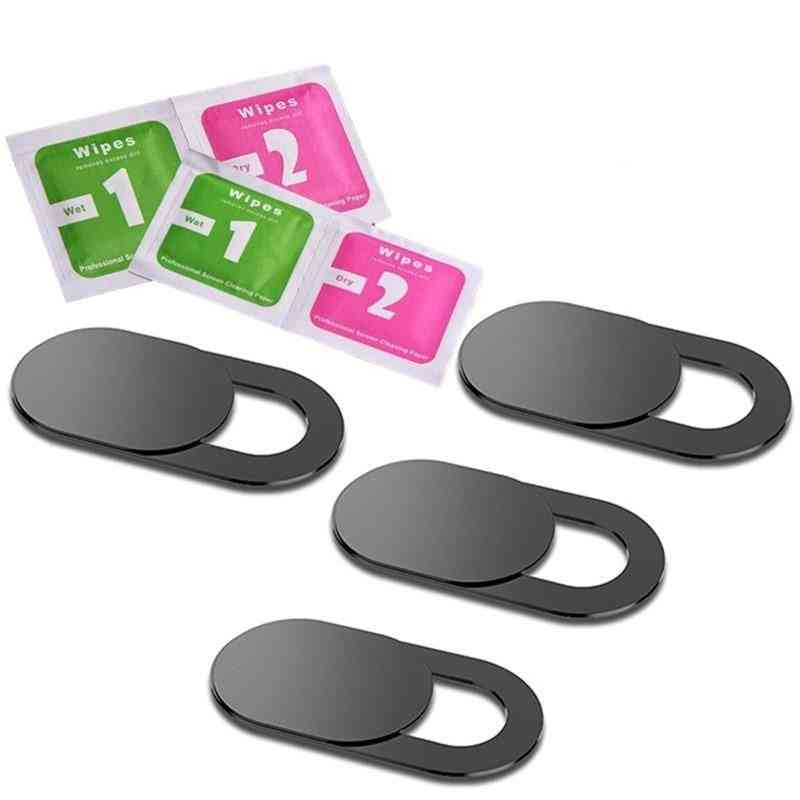 Magnet Slider Camera Cover  For Ipad, Iphone, Web, Laptop