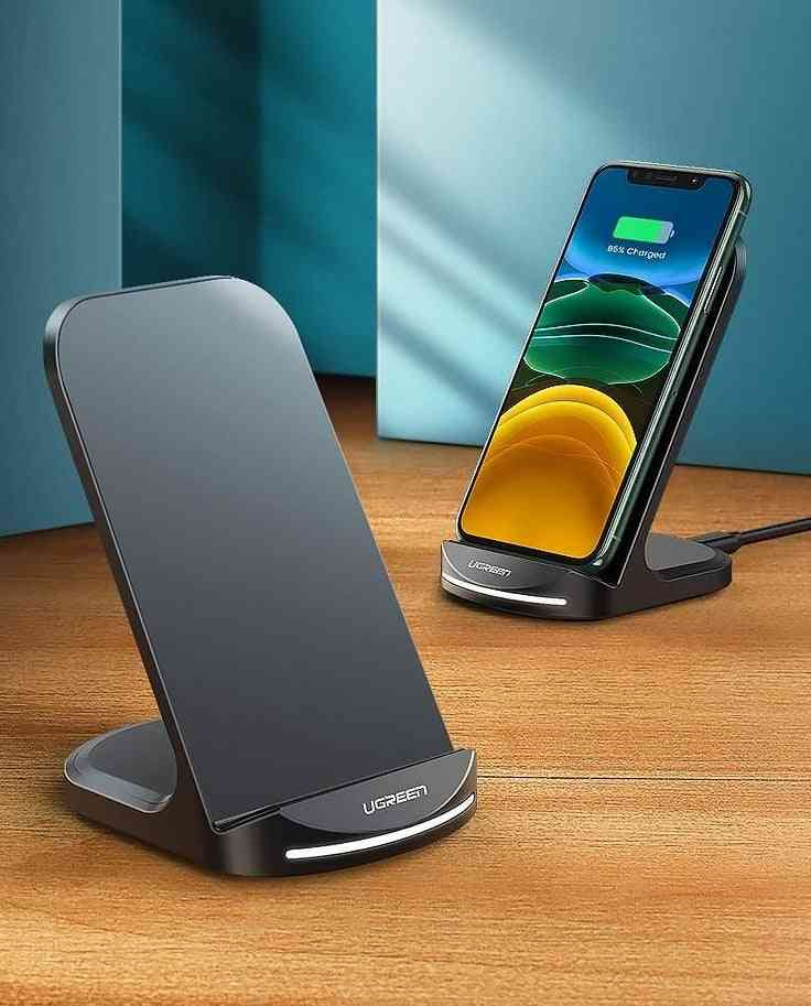 Wireless Charger Stand For Iphone, Samsung