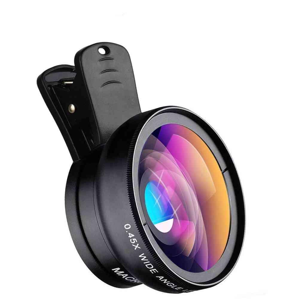 Super Wide Angle & 12.5x Super Macro Lens Kit