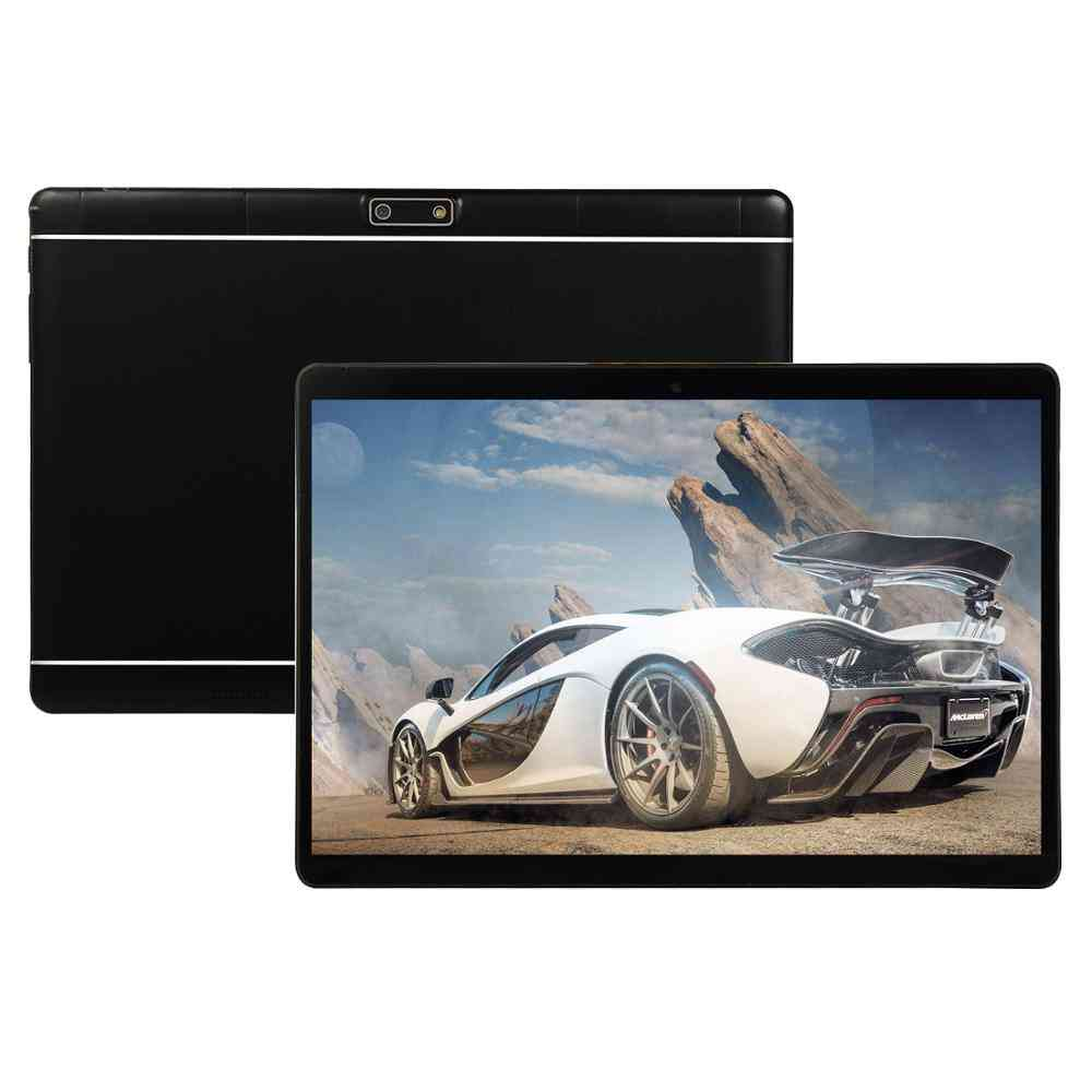 10.1 Inch Hd Android, Wifi Dual Camera Tablet Pad