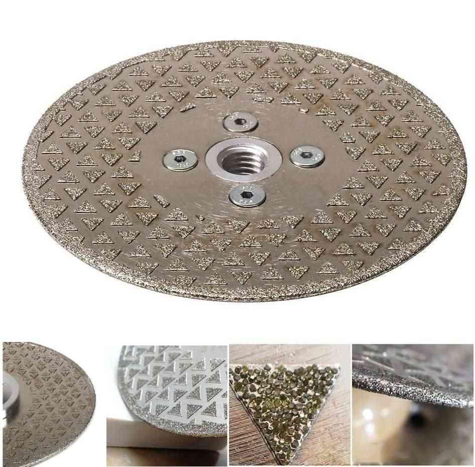 Diamond Grinding Wheel Cutting Blade Disc