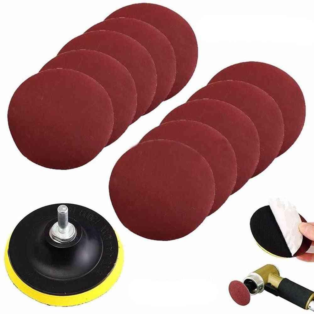 Mayitr Durable Sanding Disc For Polishing