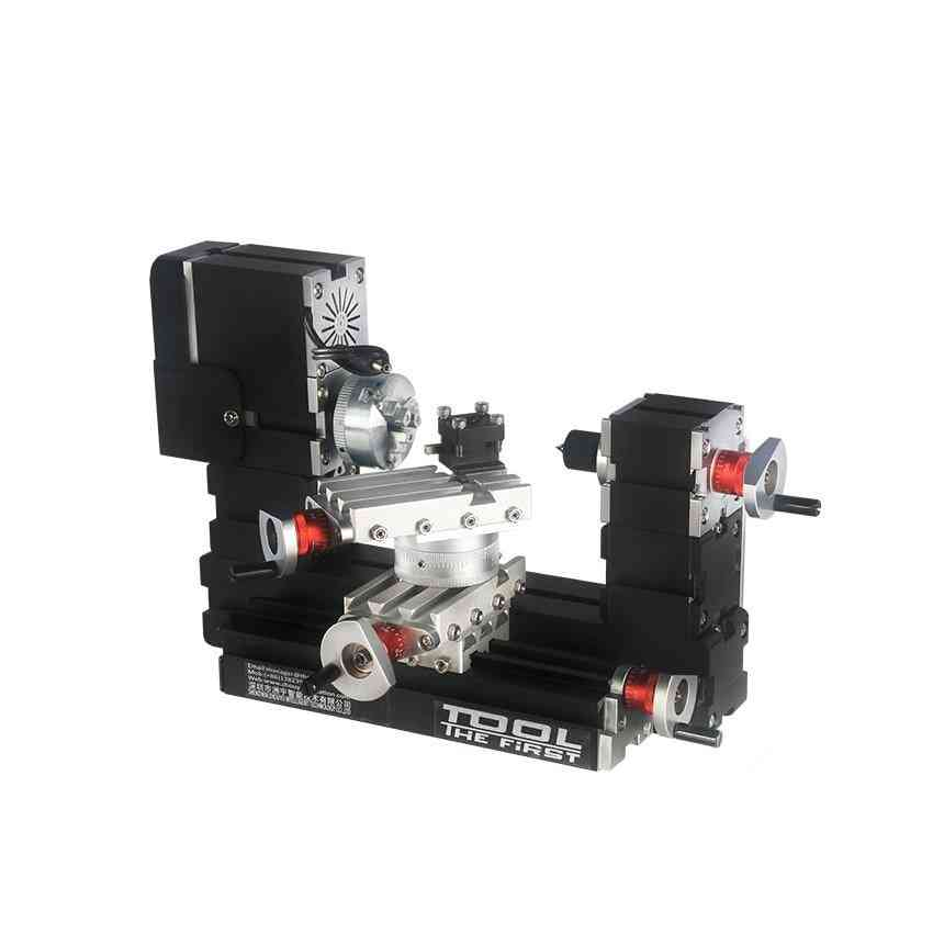 60w Metal Mini Rotating Lathe/60w,12000rpm Big Power
