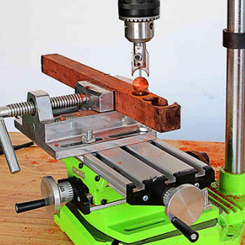 Mini Multi-functional Milling Machine-bench Vise Worktable