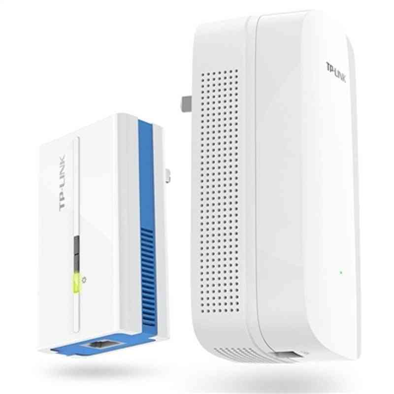 Dual-band Wifi Power Line Kit, Wireless Powerline Adapter, Network Extender