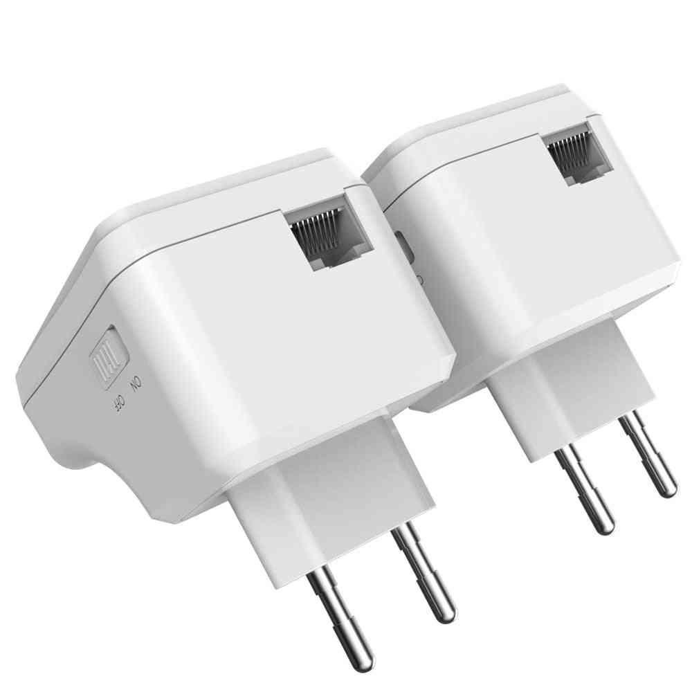 Powerline Ethernet Adapter, Network Kit , Wireless-n 300mbps Wifi Extender