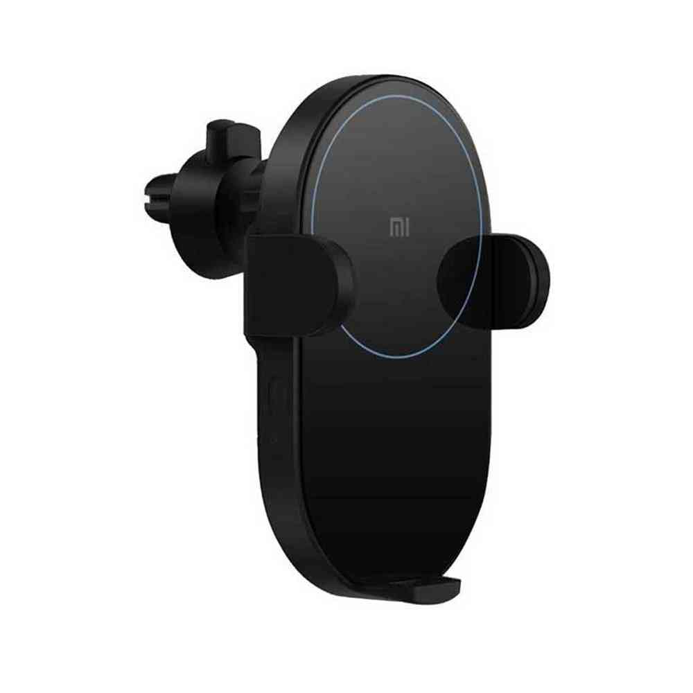 Wireless Car Charger, Auto Pinch With Intelligent Infrared Sensor Charging