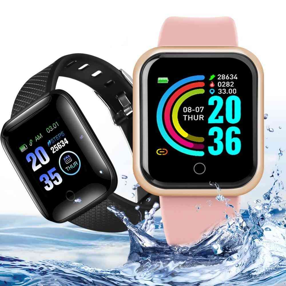 Android Smart Watch For Heart Rate Monitor, Fitness Tracker Sport